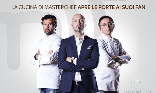 COME ASSISTERE DAL VIVO ALLA FINALE DI MASTERCHEF ITALIA GRAZIE A ENEL