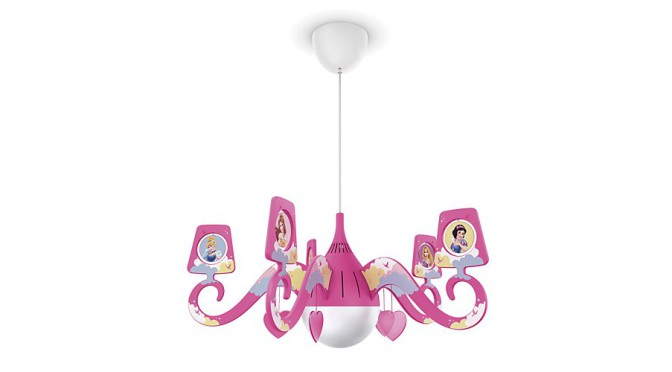 lampada principesse