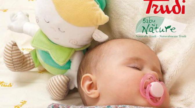 PRODOTTI IGIENE NEONATO BAMBINO: LA LINEA TUTTA NATURALE TRUDI BABY NATURE