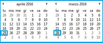 Calendario Con Festivita.Ponti 2016 Il Calendario Con Le Festivita 2016