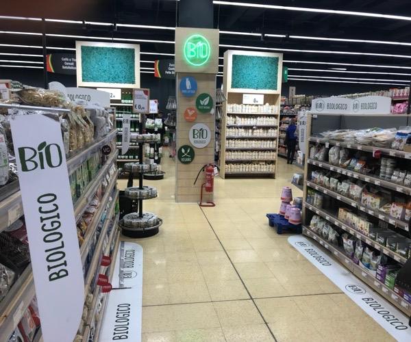 supermercato vegano milano