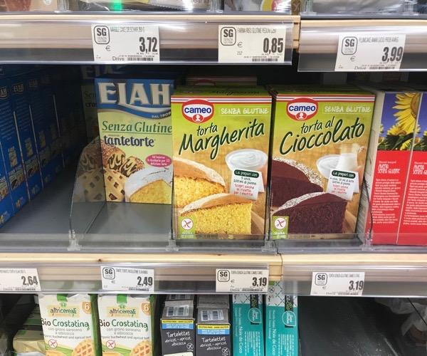 torte senza glutine scontate