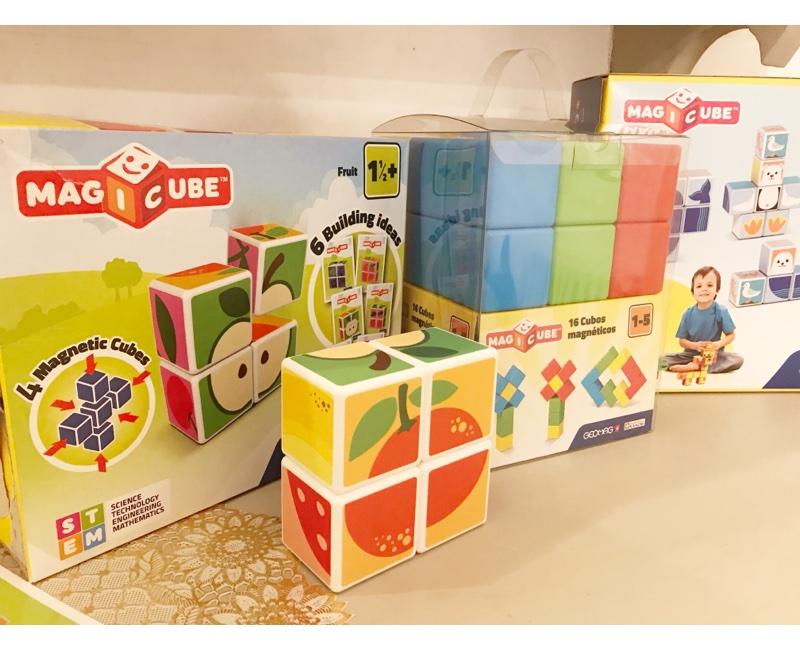 Geomag magic cube