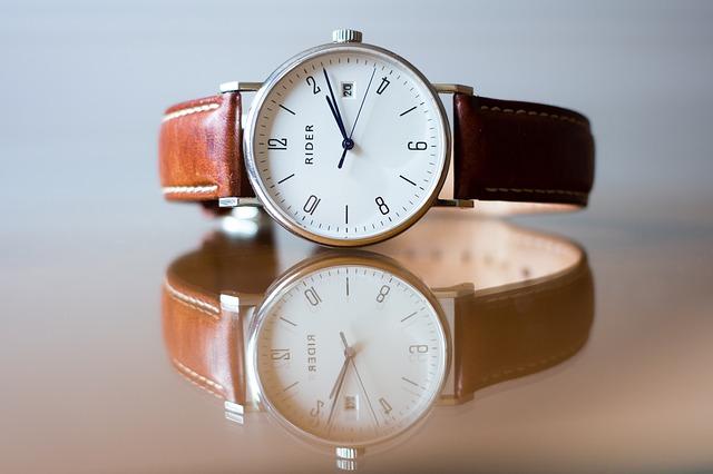 orologio di moda 2020