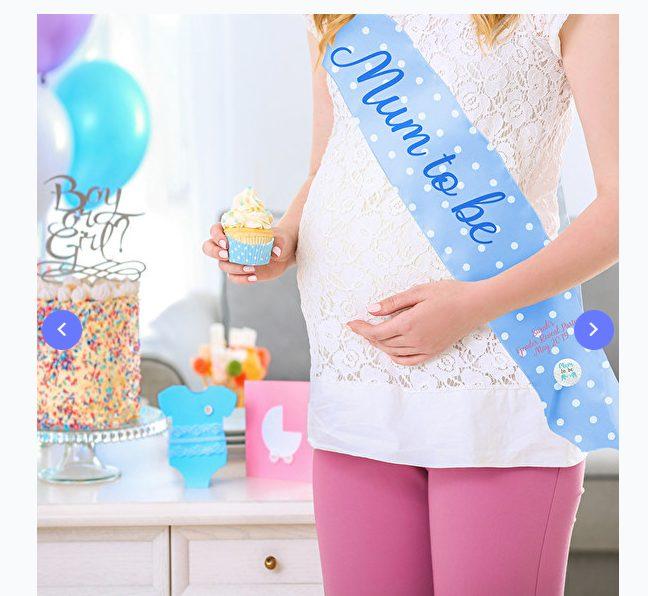 regali baby shower personalizzati