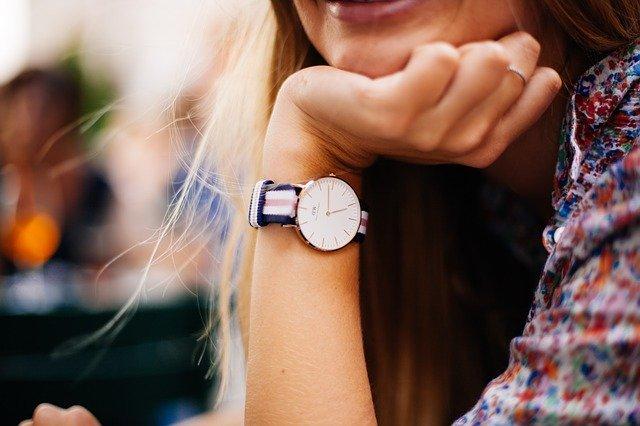 modello donna orologio 2020