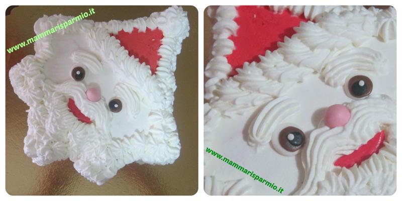 Come farcire il pandoro a forma di Babbo Natale 16ebb3b3957c