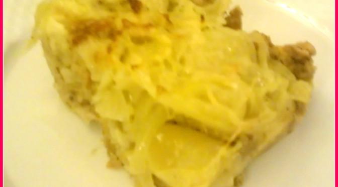 zuppa di cipolle al forno ricetta