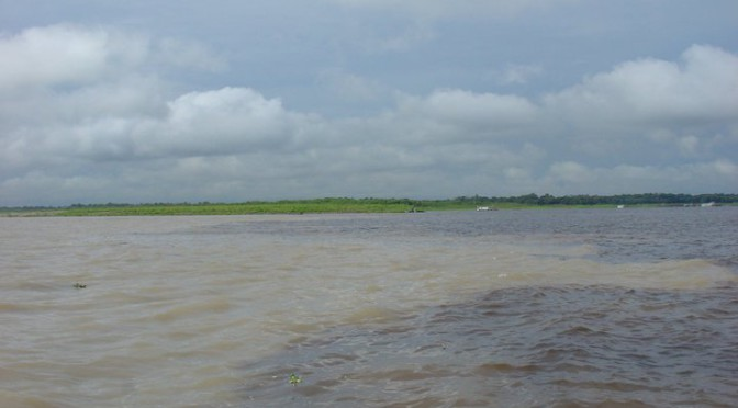 RIO DELLE AMAZZONI, LO SPETTACOLO DI UNA NATURA MONDIALE