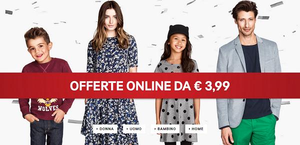 H&M, PRELEVA IL CODICE SCONTO PER SPEDIZIONI GRATIS