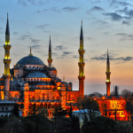 Istanbul Moschea Blu