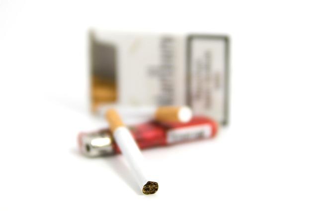 sigarette e bambini