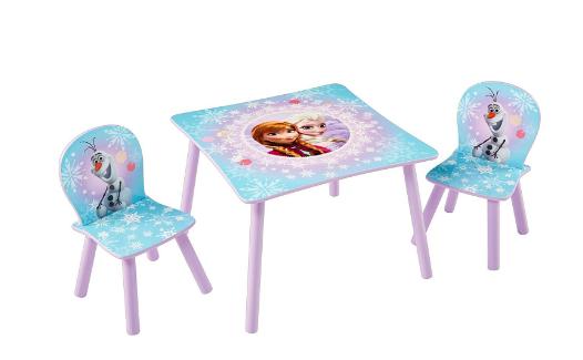 tavolo sedie frozen