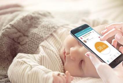 termometro app wireless temp sitter