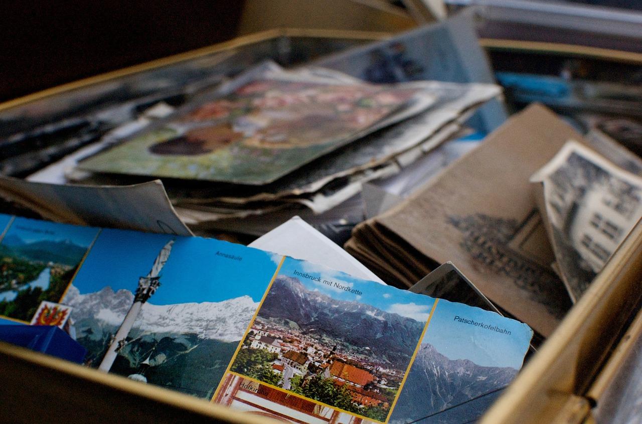 organizzare stampe foto