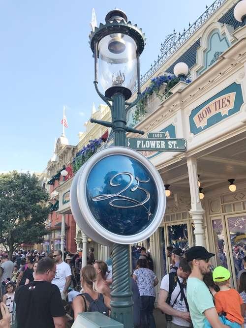 25 anni Disneyland Paris anniversario