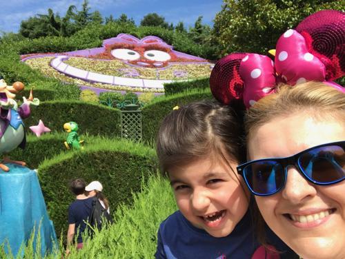 labirinto di alice a eurodisney