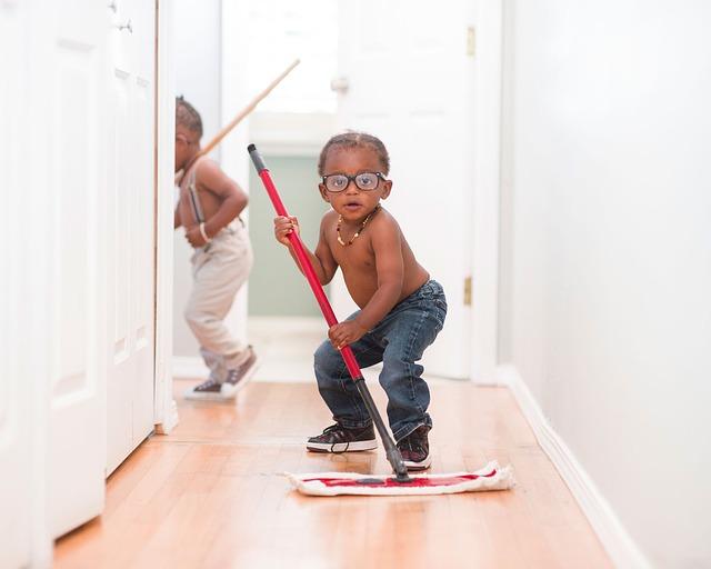 pulizie a casa