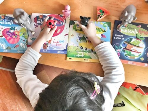 progetto arpa bambini