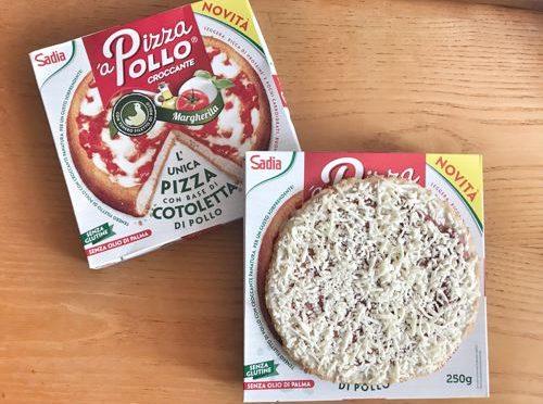 A' PIZZA POLLO, QUANDO PRATICITA' FA RIMA CON BONTA'