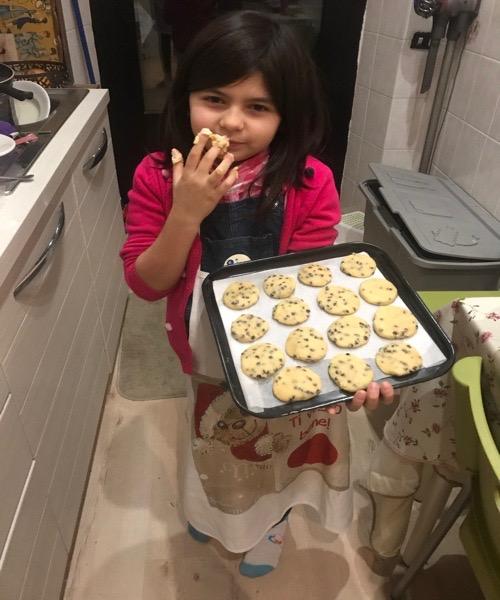 biscotti senza latte ricetta