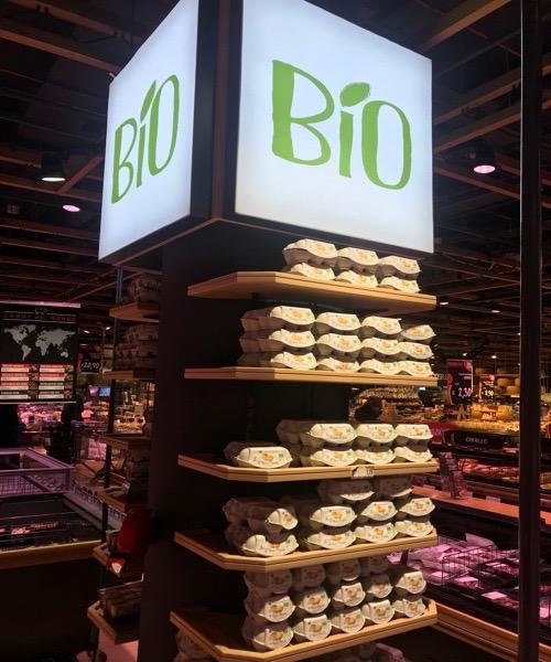 cibo biologico in offerta