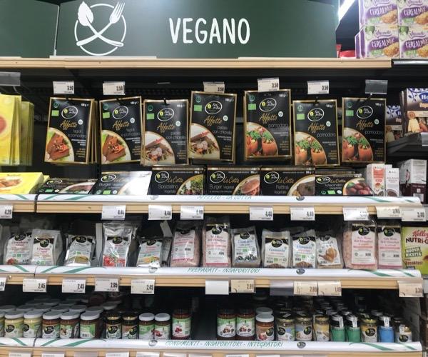 dove comprare vegano scontato a milano