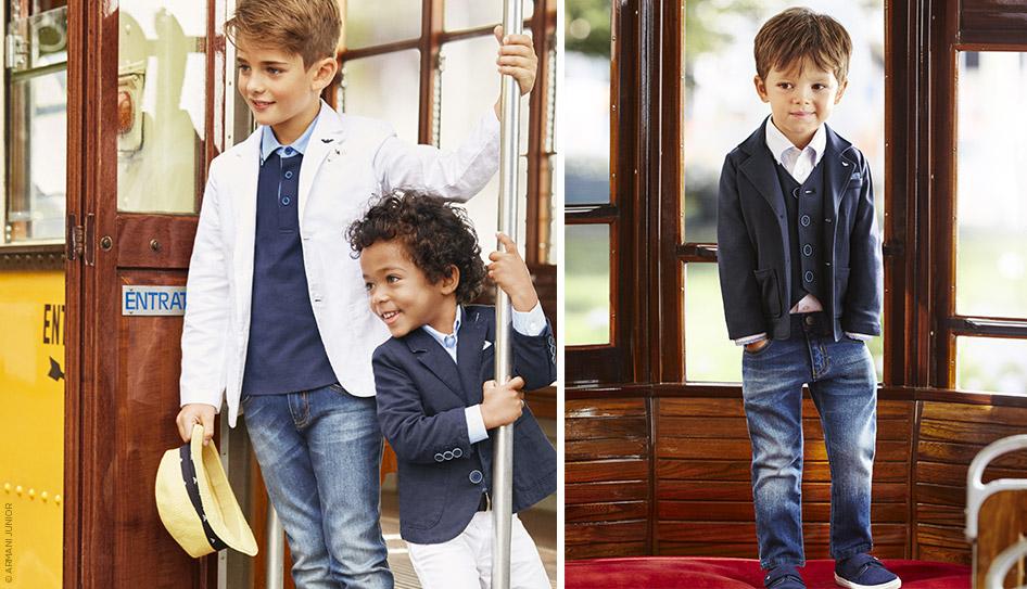 bambini modelli