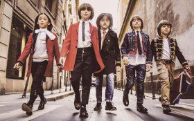 bambini alla moda