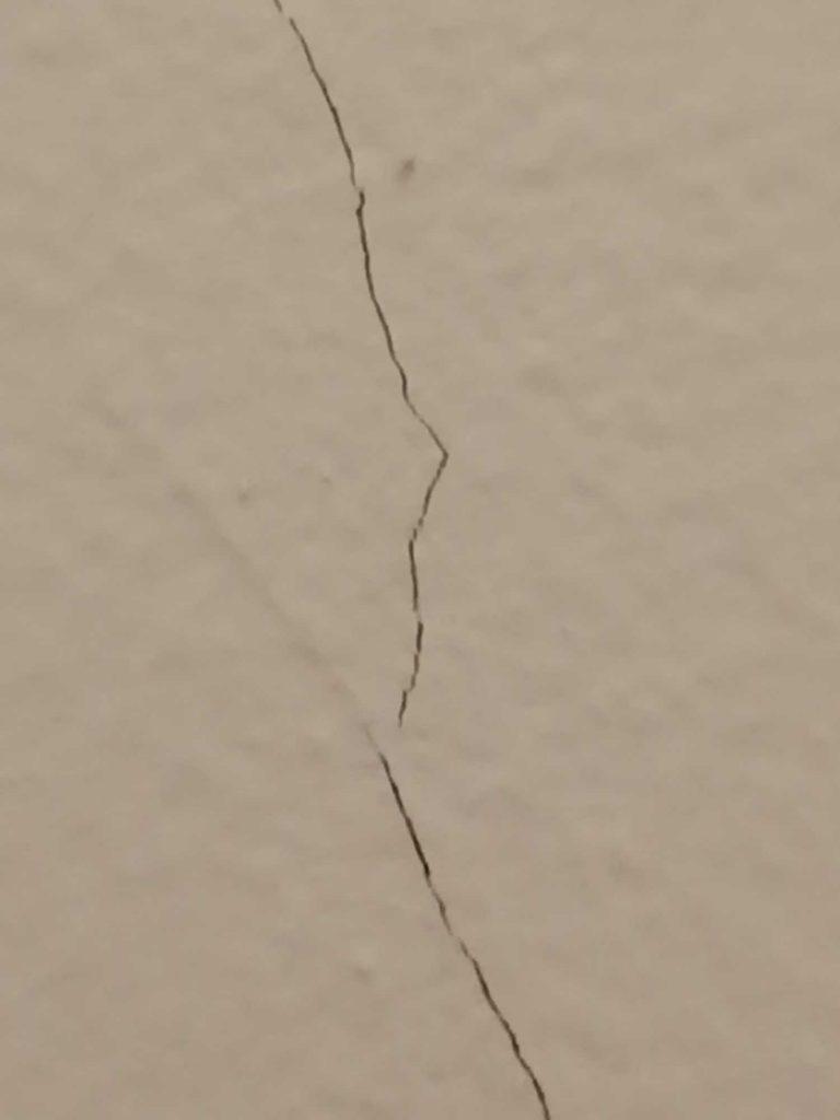 crepa muro